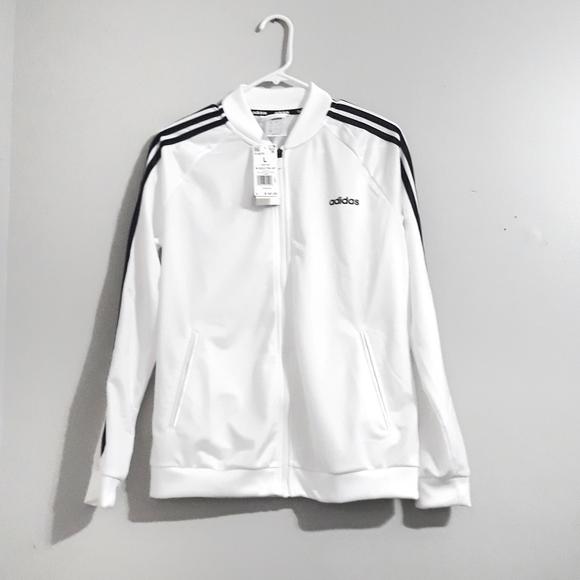 adidas Jackets & Blazers - Adidas Track Jacket for Women Size Large